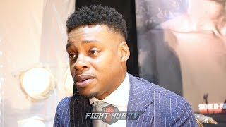 ERROL SPENCE CALLS OUT PACQUIAO, CANELO AND CRAWFORD!