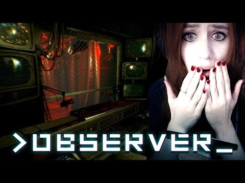 OBSERVER #11 - WAS ist in DIESEM Keller passiert? ● Let's Play Observer
