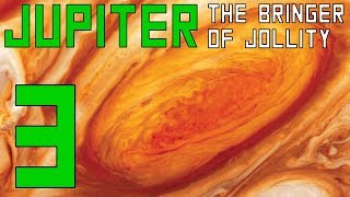 The Planets, Jupiter Part 3: Figs. Viii   Xiv