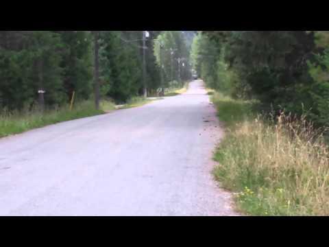 Paraplegic fall and transfer Part 6 7
