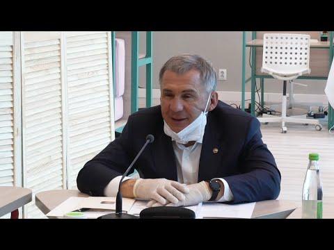 Минниханов подтвердил выдвижение на новый президентский срок