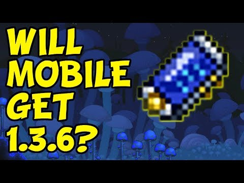 Will Mobile Terraria Get 1.3.6? [iOS, Android]