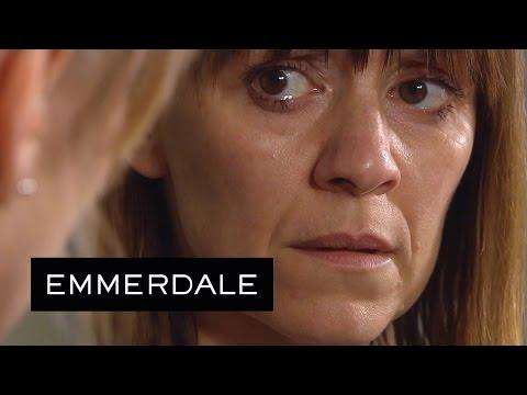 Emmerdale - Rhona Finally Tells Vanessa What Pierce Did