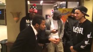 UW Battle League Loaded Lux Vs Hollow Da Don Unseen Bars