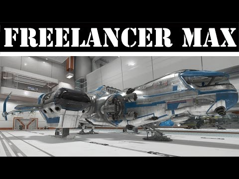 ✖ Star Citizen » Freelancer MAX