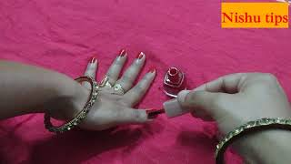 Lakme true wear nail paint shade number 404 review and demo