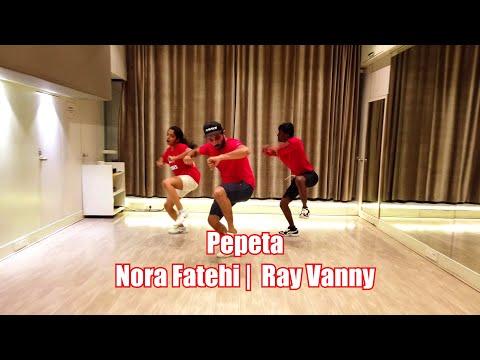 nora-fatehi---pepeta---,-ray-vanny---choreographer---ricky-nair-@juzricky-l-ek-toh-kum-zindagani