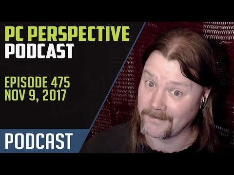 Podcast #475 - Intel with AMD graphics, Raja's move to Intel, and more!