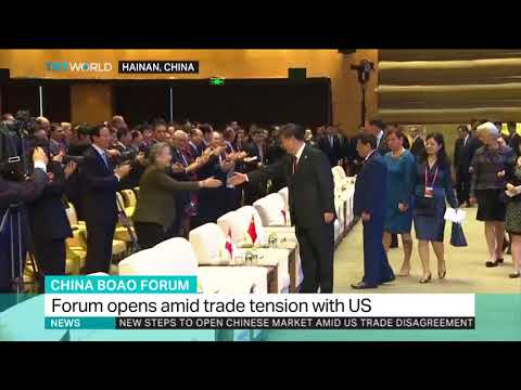 Boao Forum for Asia opens in China
