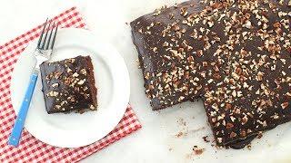 Chocolate Texas Sheet Cake - Everyday Food With Sarah Carey