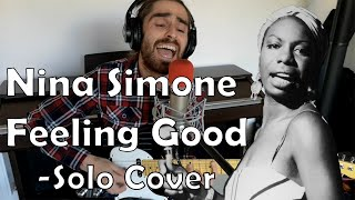 Feeling Good (cover) - Sam Austin