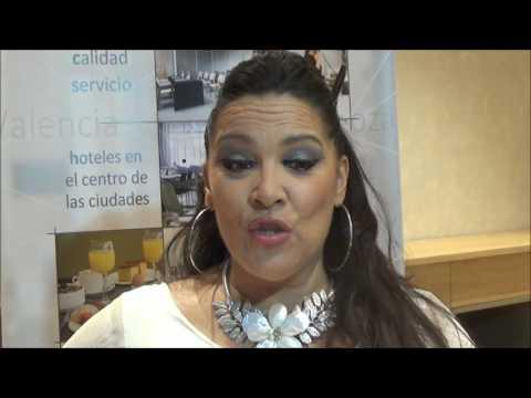 CARMEN NUÑO - ENTREVISTA HOTEL ZENIT - CANAL TRIANA TV