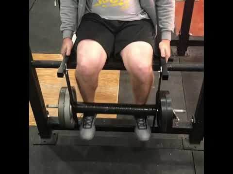 DIY gym equipment for power rack