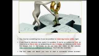 How to make big money online ? - msn moneycontrol news earn