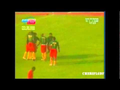 Côte d'ivoire 2-3 Cameroun (Qualifs Coupe du monde 2006)