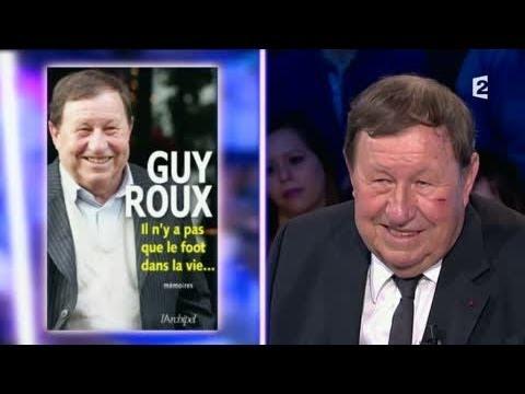 Guy Roux On n'est pas couché 3 mai 2014 #ONPC