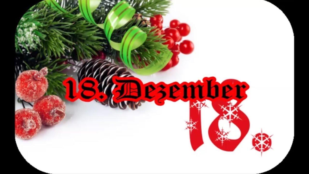 18. Dezember