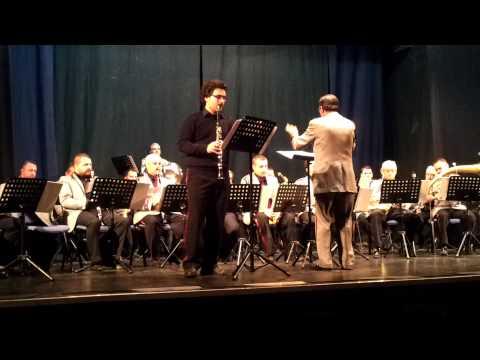 Aleksandar Petrov, Clarinet Concerto - Artie Shaw