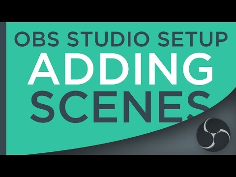 OBS Studio Set-Up| Adding Scenes! [Starting Soon |BRB |Full Facecam |Face+Goal Combo!]