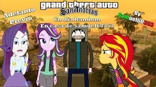 Adelanto - GTA San Andreas Loquendo - Un día random en la casa de Samuel60353