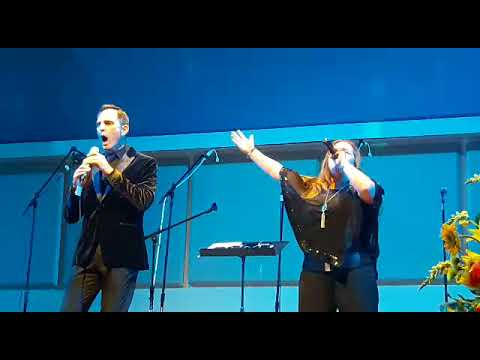 """Music for the Soul Concert """"Vivo per Lei""""  by Dale Stine and Mayra Alvarez"""
