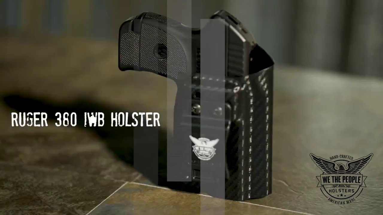 The Best Ruger LC9 LC9/LC9S/LC380 IWB holster - WeThePeopleHolsters