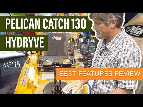 Pelican Catch 130 Hydryve   Cap-it