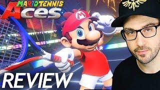 Mario Tennis Aces Review | JKB