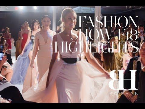 Bao Han Style | Fashion Show  Fall 2018 | Highlights