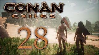 Conan Exiles - прохождение игры на русском - Саванна [#28] | PC