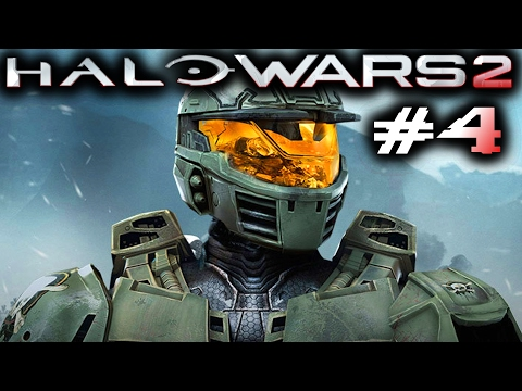Spartan Alice 130 – Lets Play HALO WARS 2 Kampagne Deutsch Part 4 | Gameplay German