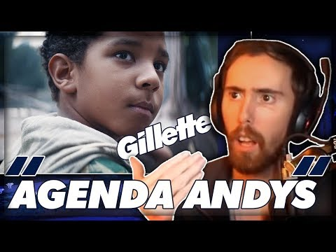 Asmongold Reacts to the Gillette Commercial and Then Argues About It With Mcconnell