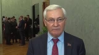 Юрий Карликанов об итогах рабочей группы по вопросам обманутых дольщиков