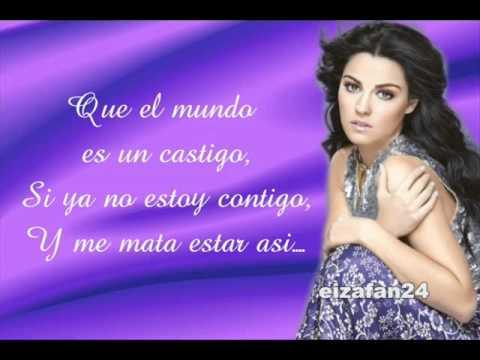 """""""Esta Soledad"""" (COMPLETA) - Maite Perroni LETRA [HQ]"""