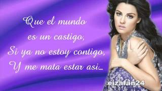 Watch Maite Perroni Esta Soledad video