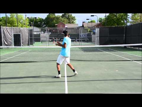 Joaquin Aguilera Tennis