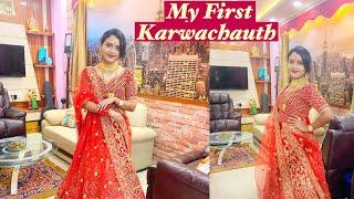 My First Karwachauth | Karwachauth Special 2019 | Subhi