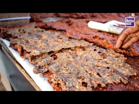 Different Types of Nigeria's Special Beef Jerky!
