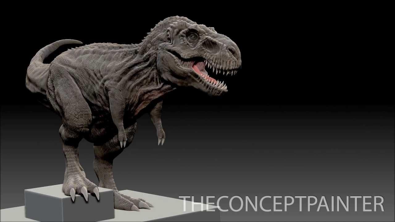 Wolverine 3d Wallpaper Battlefield 4 Dinosaur Mode T Rex Speed Sculpt In