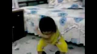 Nhóc Anh Thư Timmy nhảy theo cảm hứng bài Gangnam style-PSY