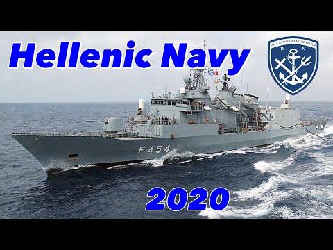 Naval Power 2020/ Hellenic Navy Πολεμικό Ναυτικό
