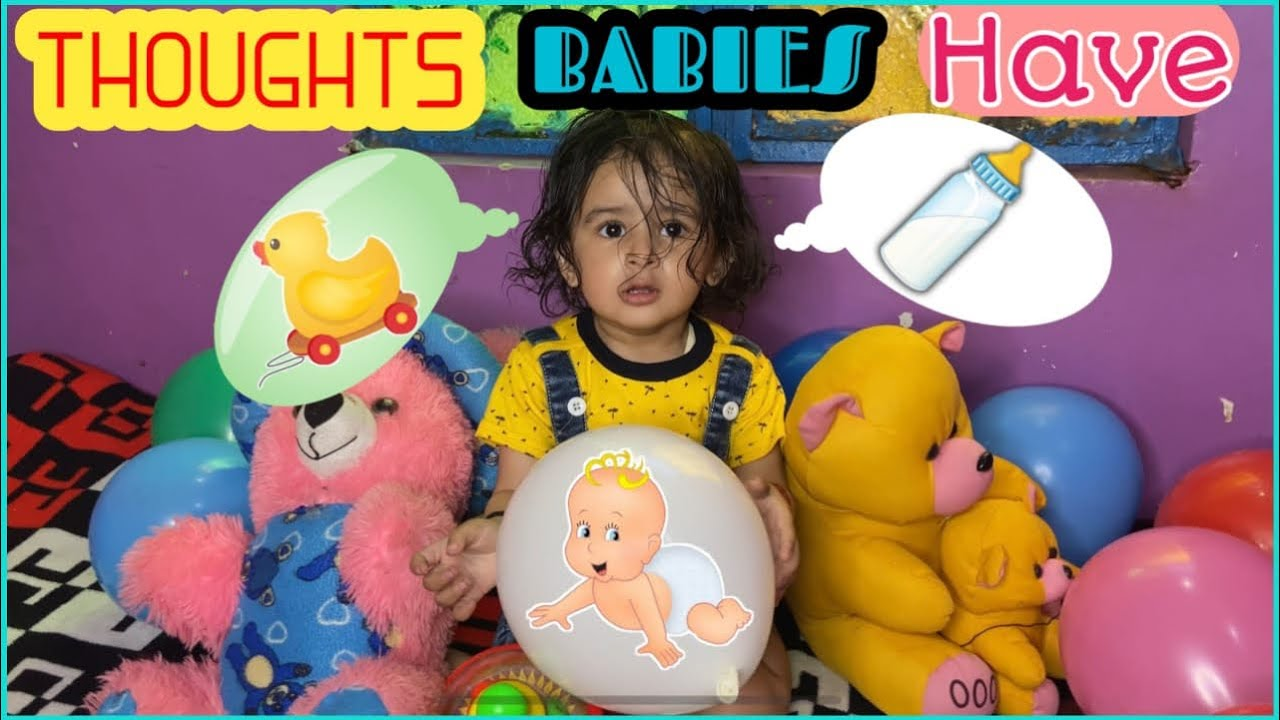 Thoughts Babies Have | Laugh With Harsh | Comedy Video