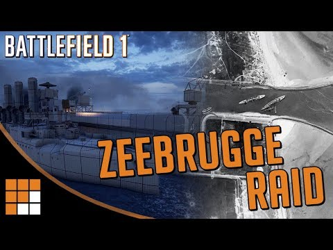 Zeebrugge: Historical Easter Eggs Bring New Battlefield 1 Map to Life