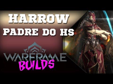 Warframe (pt-BR)   Harrow (4 Formas) - Padre do HS!