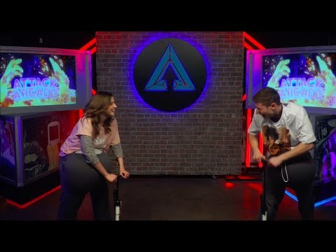 The DrDisrespect Movie Trailer Premiere | Attack Arcade Ep. 5