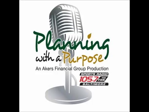 """Planning with a Purpose"" Radio Show 7/26/2015 Financial Planning - Brian A. Akers, CFP®"