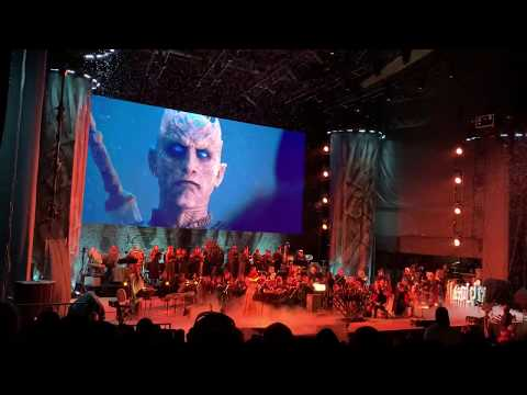 The Night King - Game of Thrones Live Concert