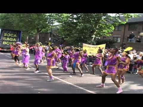 Soca Saga Boys NHC 2010 - Purple Reign