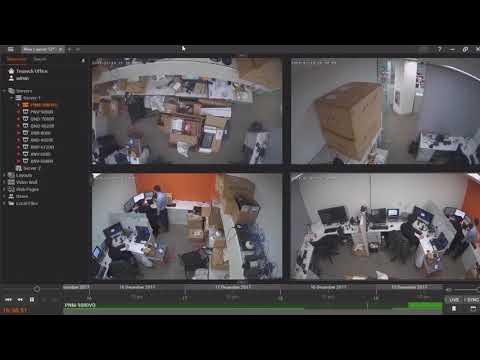 Wisenet WAVE - Automatic camera failover