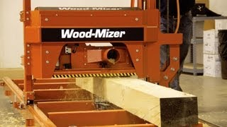 Wood-mizer Portable Sawmills - Mp100 Molder/planer